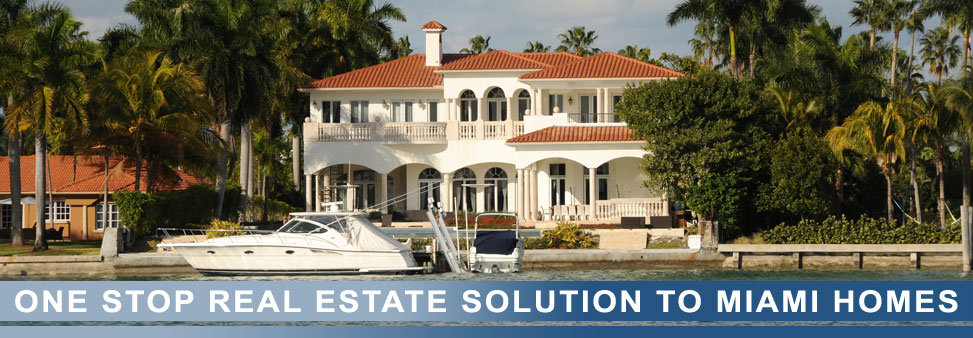 Miami Homes and Houses for Sale